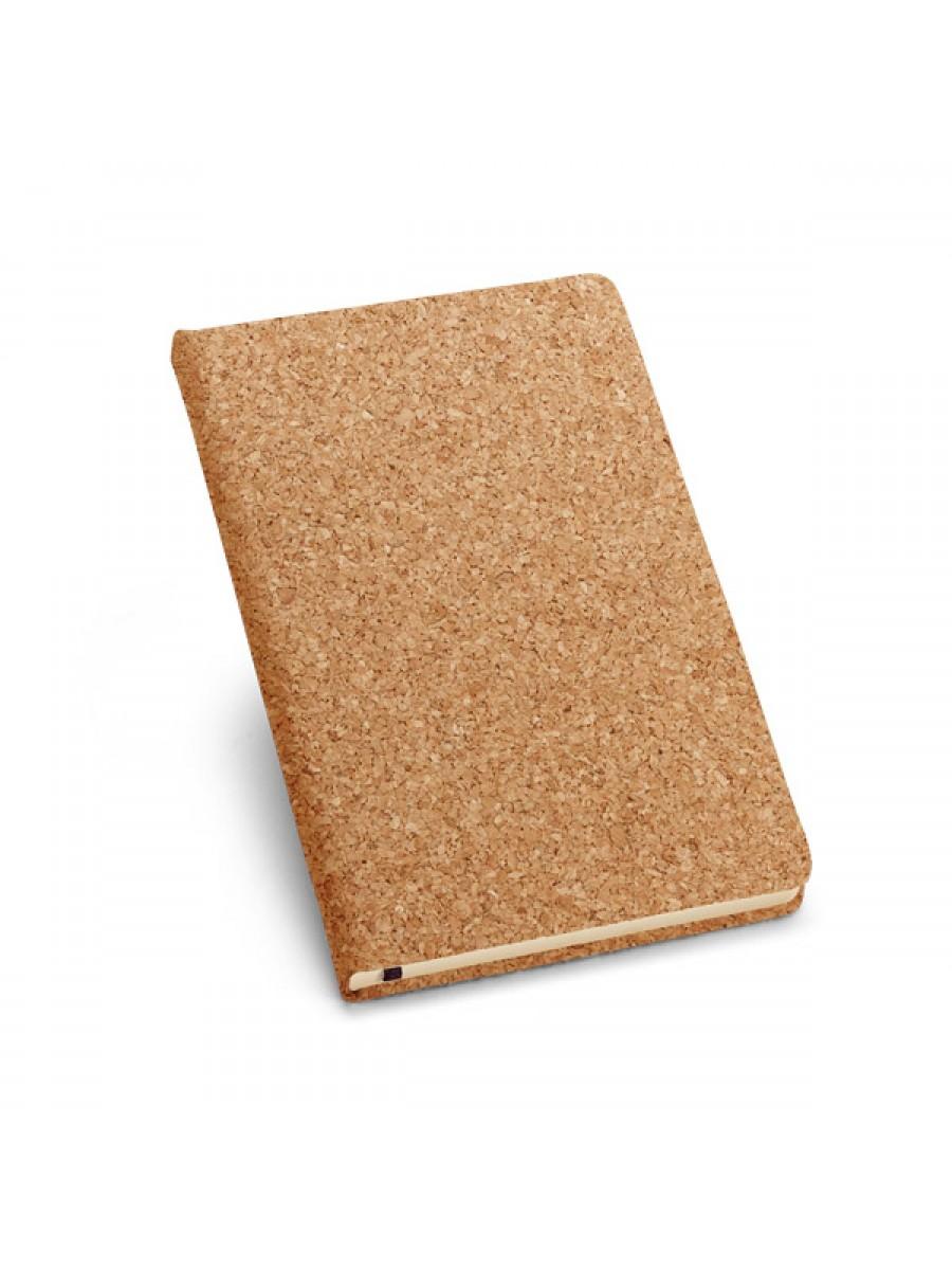 Caderno tipo Moleskine  127X180mm - 93489