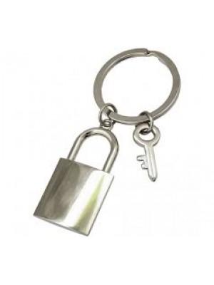 Chaveiro Metal formato Cadeado  11943