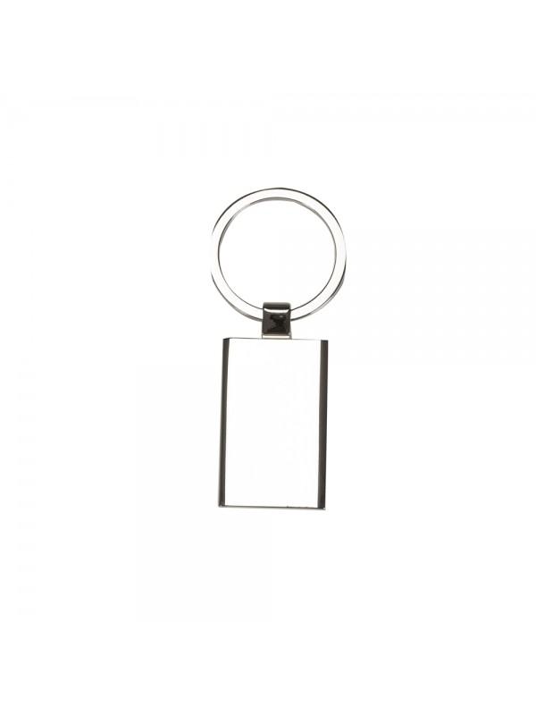 Chaveiro Metal Retangular 137350R