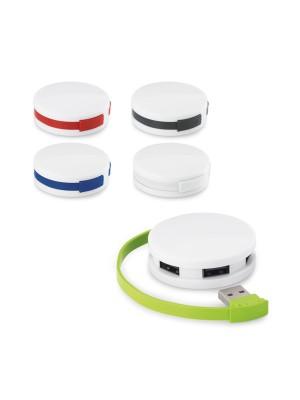 Hub USB 4 Portas 97357