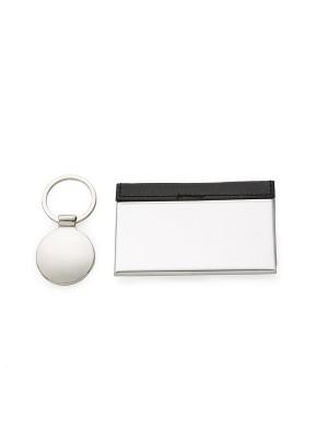 KIT Porta Cartão e Chaveiro 13386