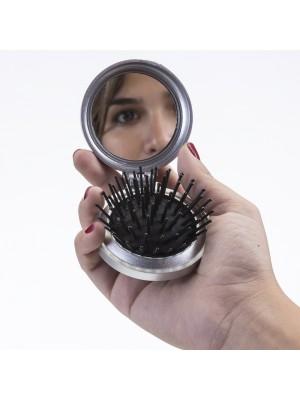 Escova de bolsa c/Espelho  342
