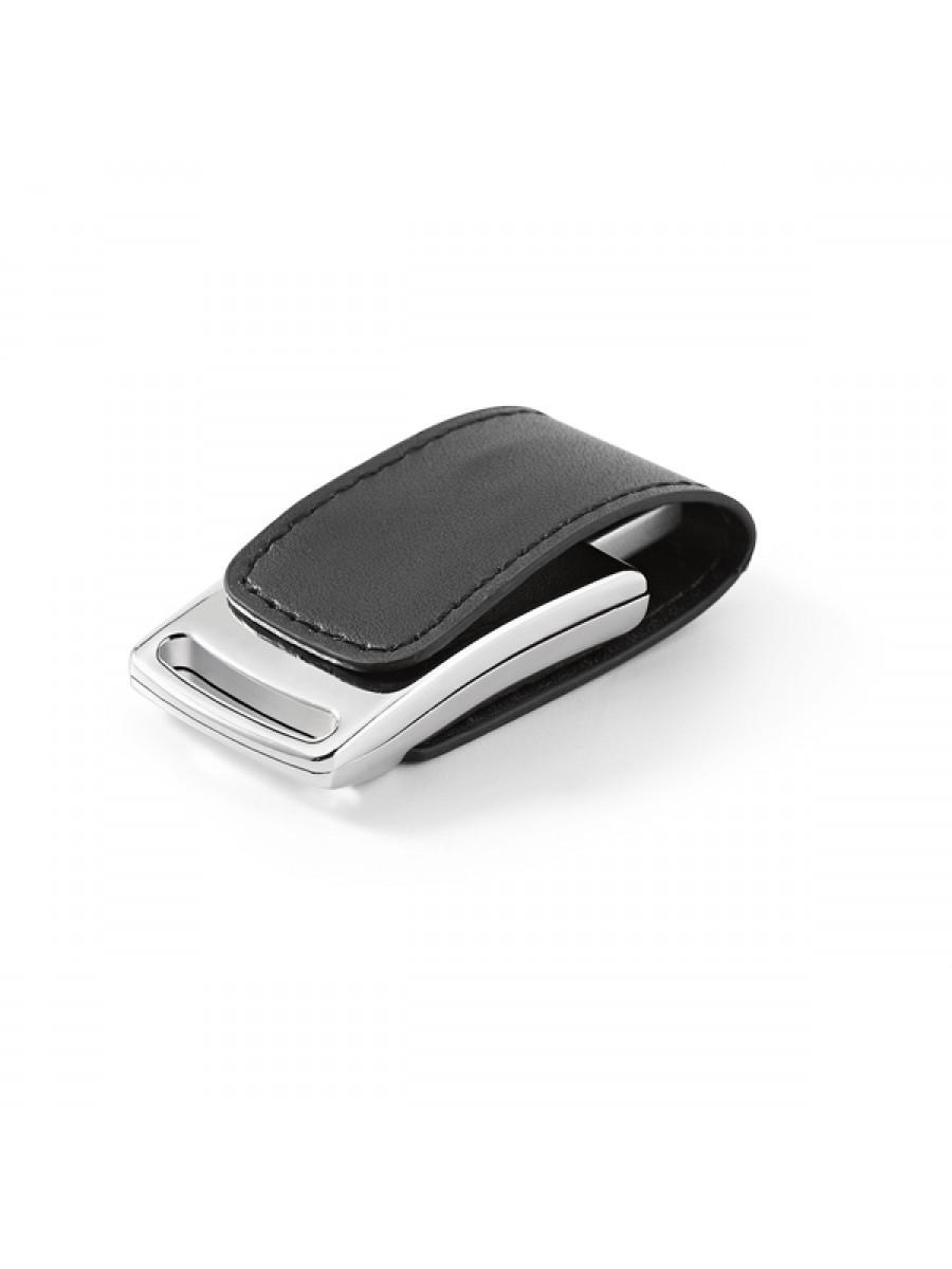 Pen Drive Couro Sintético Capacidade 16GB - 97541