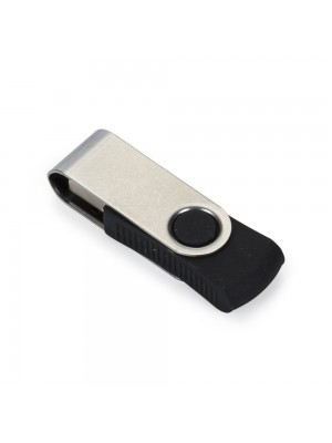 Pen Drive Metal Giratório 8GB