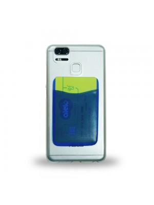 Porta Cartão PVC p/celular  - 13937