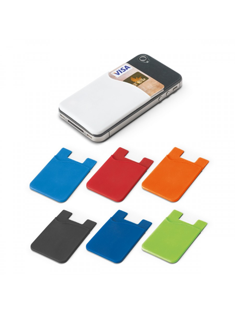 Porta Cartão Silicone p/ Celular 93320