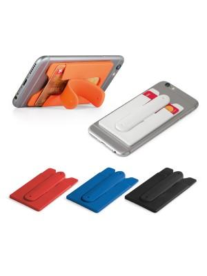 Porta Cartão Silicone p/celular  -93321